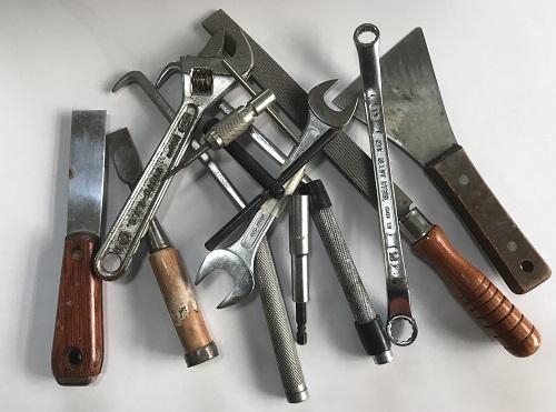 工具イロイロ