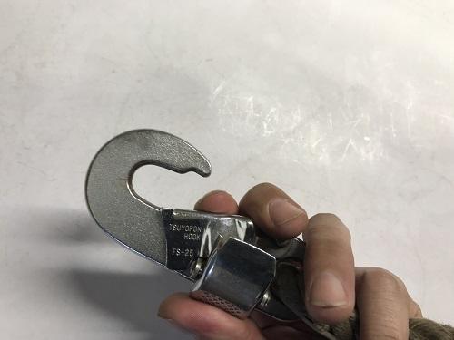 安全帯ベルト側取付-3